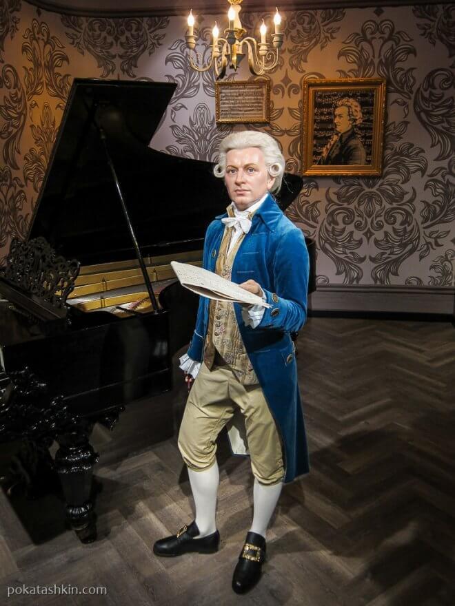 Вольфганг Амадей Моцарт (Wolfgang Amadeus Mozart)