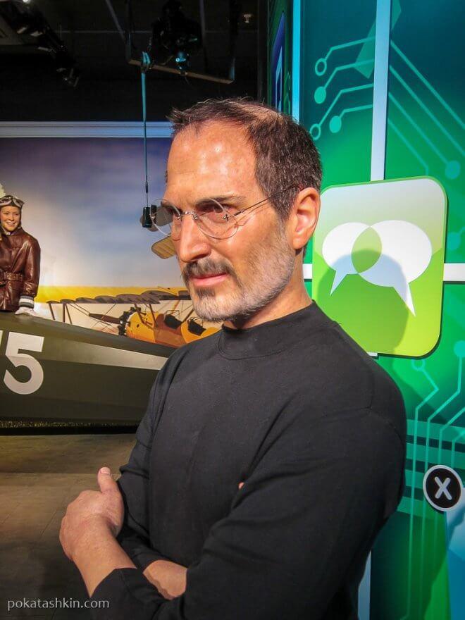 Стив Джобс (Steven PaulJobs)