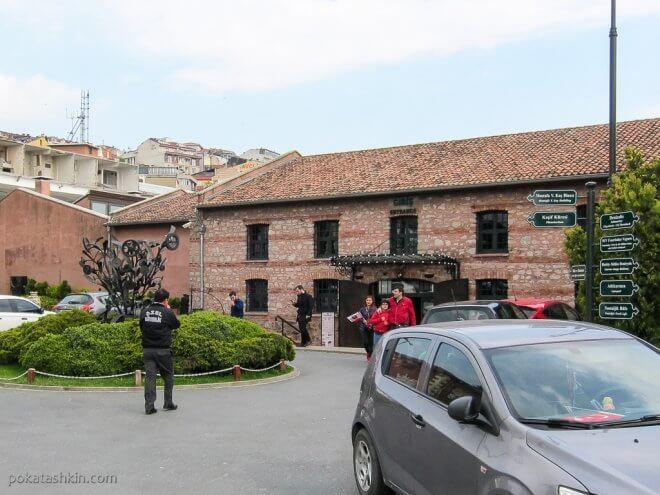 Бывшая верфь Хаскёй (Hasköy)