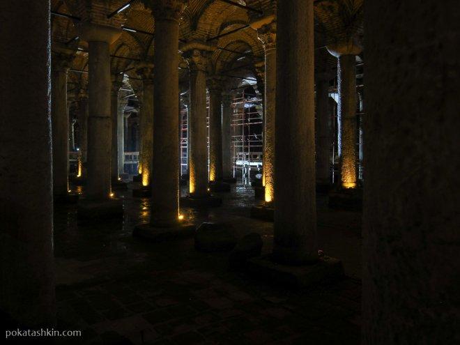 Цистерна Базилика (Еребатан Сарничи)
