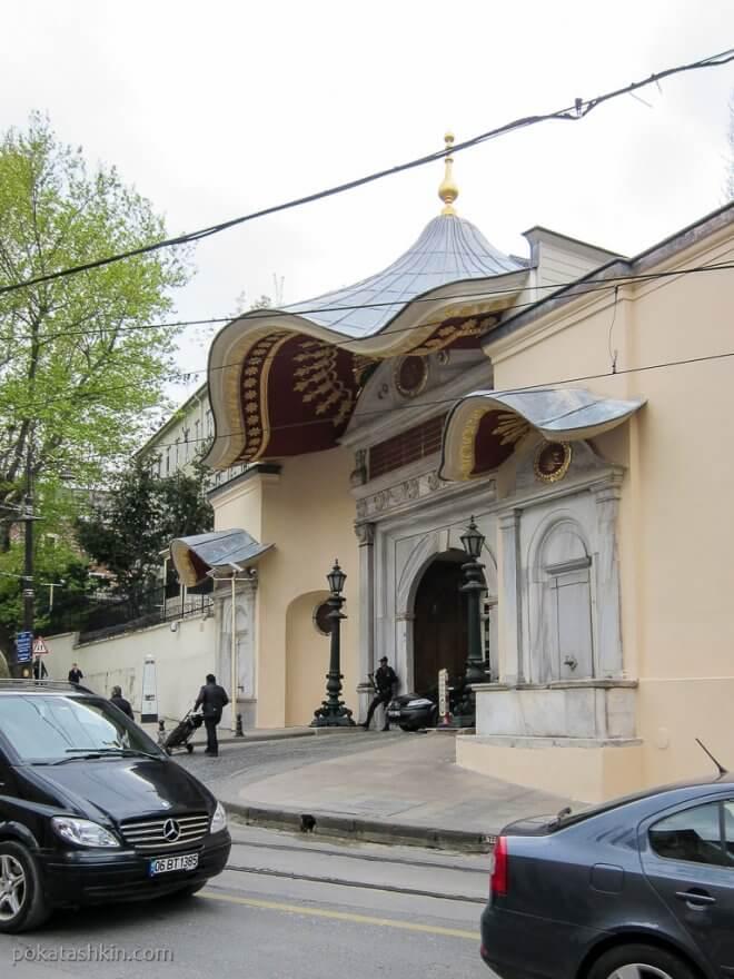 Архитектура в Турции