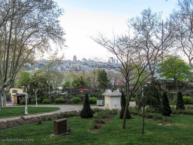 Парк Гюльхане (Gülhane Parki)