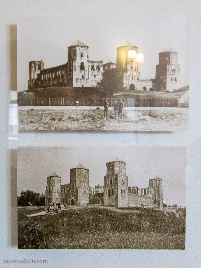 Старый Мирский замок