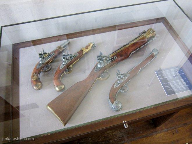 Реконструкция оружия по образцу XVIII в