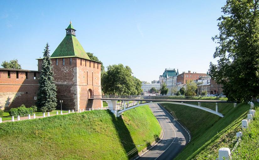 Нижний Новгород, привет!