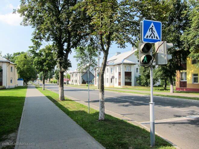 Кварталы Старого города (Светлогорск)