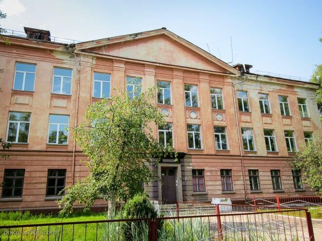 Дома в Старом городе (Светлогорск)