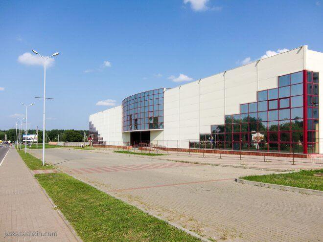 Новые здания в Свтлогорске