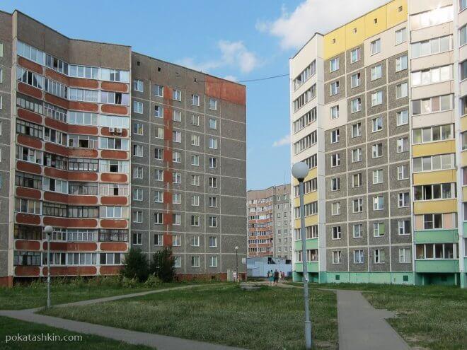 Микрорайон Полесье (Светлогорск)