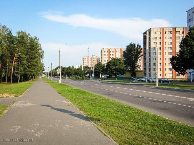 Микрорайон Молодёжный (Светлогорск)