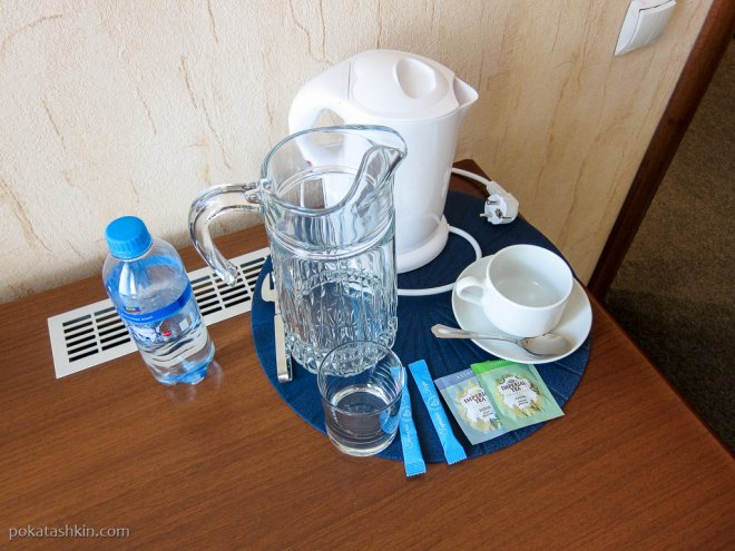 Одноместный номер (гостиница «Минин» / Minin Hotel)