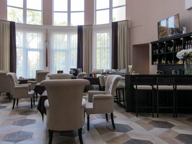 Лобби-бар (гостиница «Минин» / Minin Hotel)