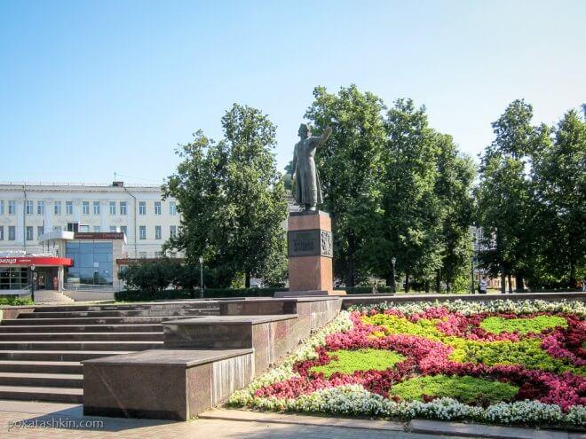 Памятник Кузьме Минину