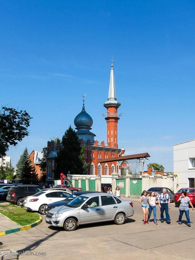 Мечеть в Нижнем Новгороде