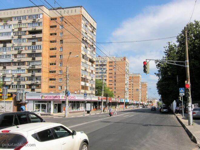 Жилые квартарлы Нижнего Новгорода
