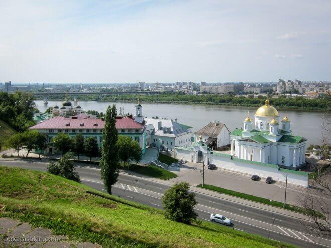 Метромост через Оку (Нижний Новгород)