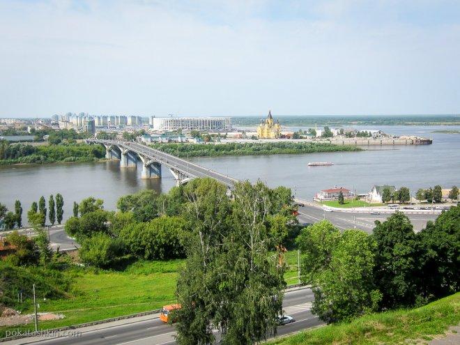 Мост через Оку (Нижний Новгород)