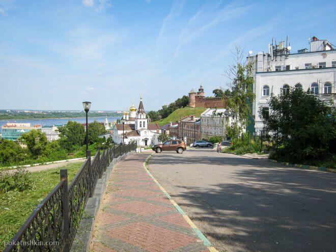 Улочки Нижнего Новгорода
