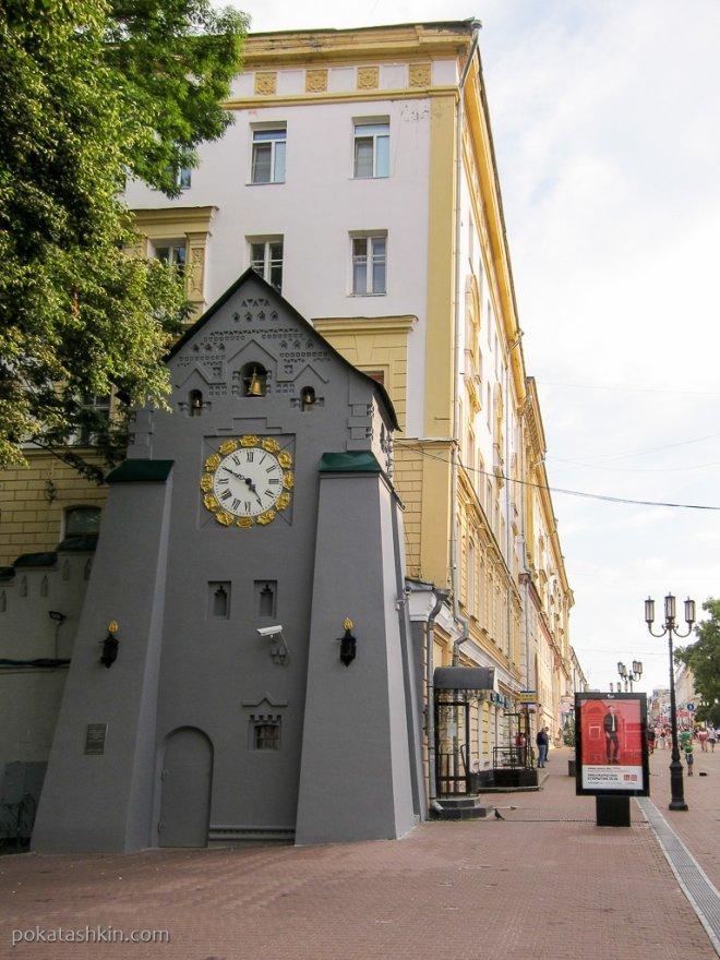 Часовая башня - часозвоня (Нижний Новгород)