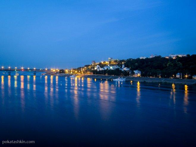 Нагорная часть Нижнего Новгорода