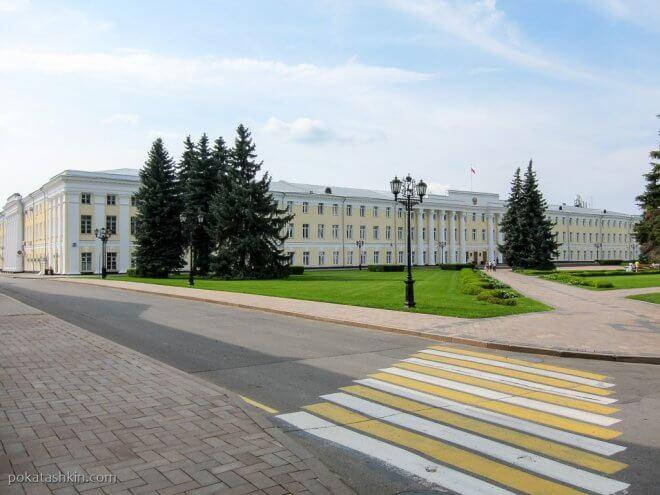 Нижегородский кремль: Законодательное Собрание Нижегородской области