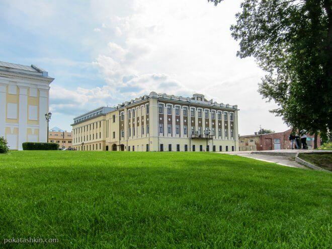 Нижегородский кремль: Банковская контора
