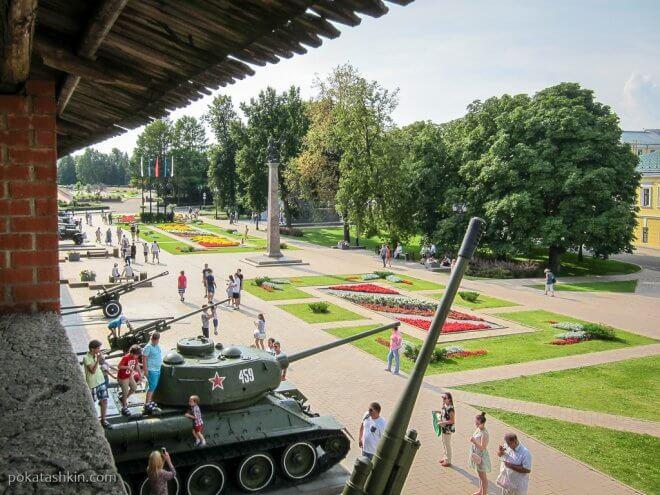 Мемориал «Горьковчане - фронту»