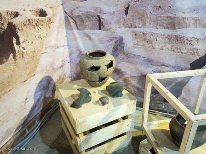 Нижегородский кремль: археологический музей