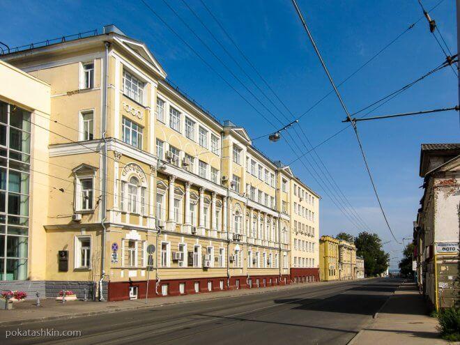 Улица Ильинская (Нижний Новгород)