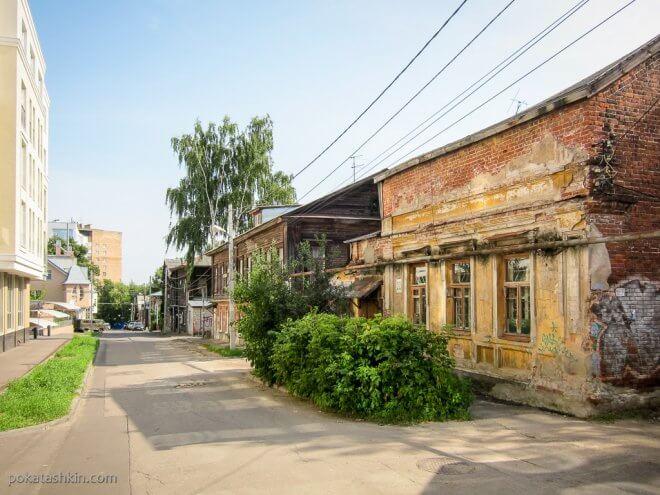 Плотничный переулок (Нижний Новгород)