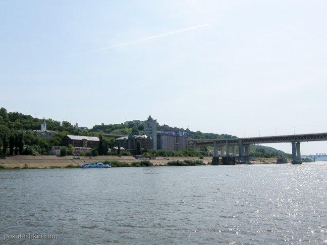 Заброшенный мукомольный завод (Нижний Новгород)