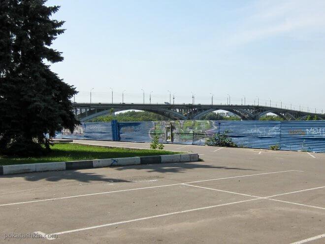 Синий забор (Нижний Новгород)