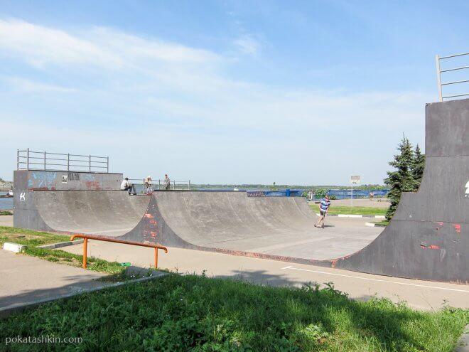 Скейтпарк (Нижний Новгород)