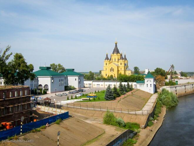 Заречная часть (Нижний Новгород)