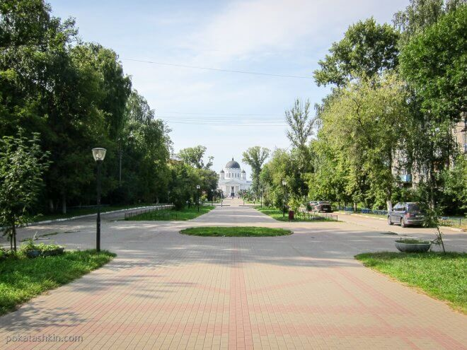 Сквер Августина Бентакура (Нижний Новгород)