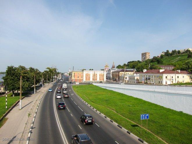 Нижневолжская набережная (Нижний Новгород)