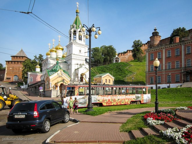Церковь Рождества Ионанна Предтечи (Нижний Новгород)