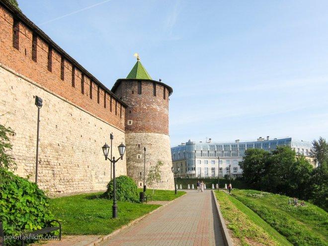 Нижегородский кремль (Нижний Новгород)