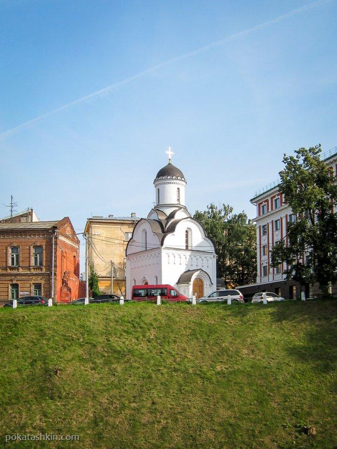 Часовня Николая Чудотворца (Нижний Новгород)