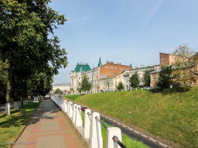 Кремлёвский бульвар (Нижний Новгород)