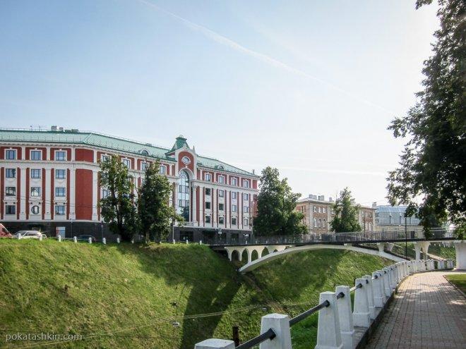 Мост в Никольскую башню (Нижний Новгород)