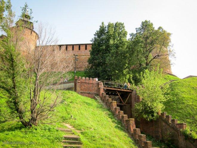 Тоннель нижегородского фуникулёра (Нижний Новгород)