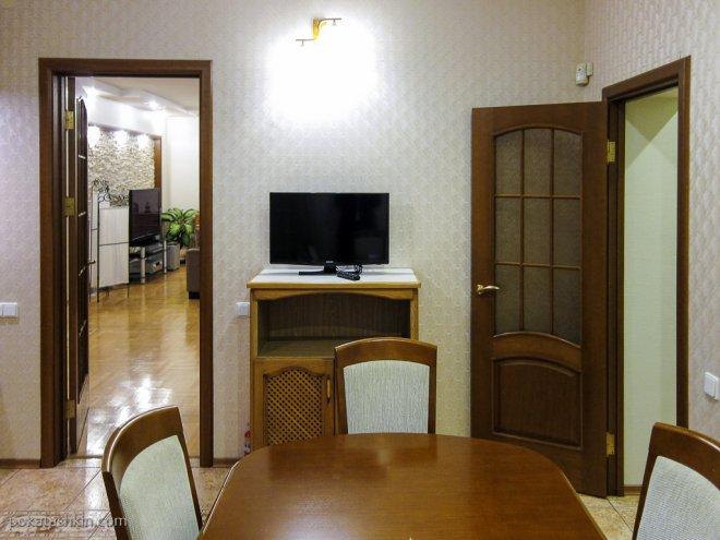 Гостевой дом «DOM18», кухня (Минск)
