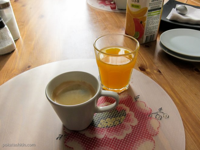Гостевой дом «DOM18», завтрак (Минск)