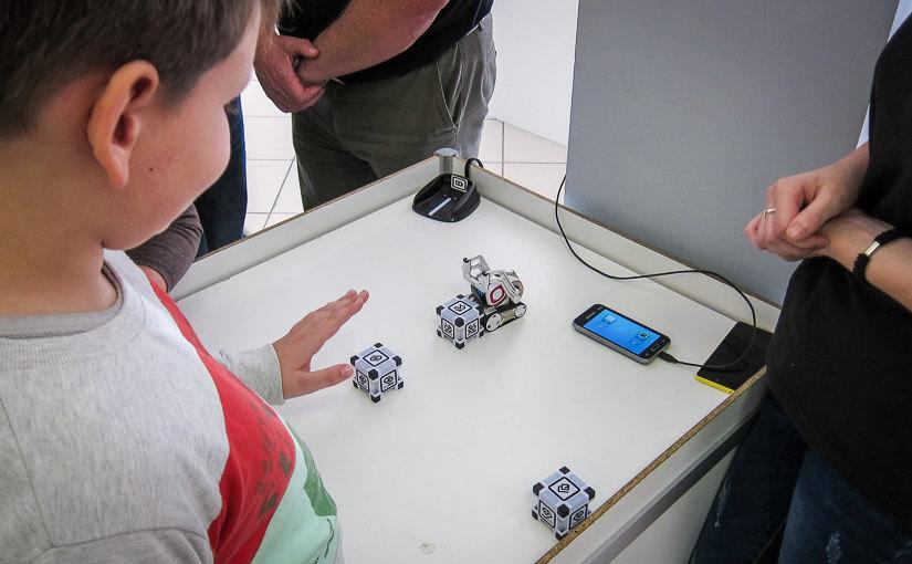 Интерактивная выставка роботов «Робопарк» (Гомель)