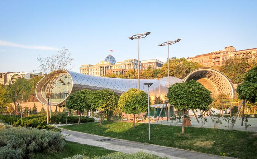 Тбилиси, привет!