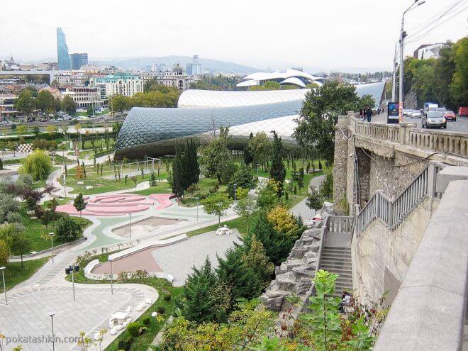 Культурный центр, Тбилиси