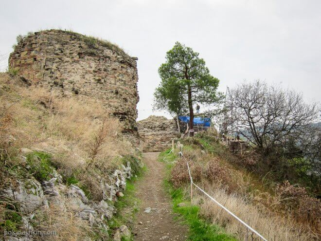 Тропинка в Грузии