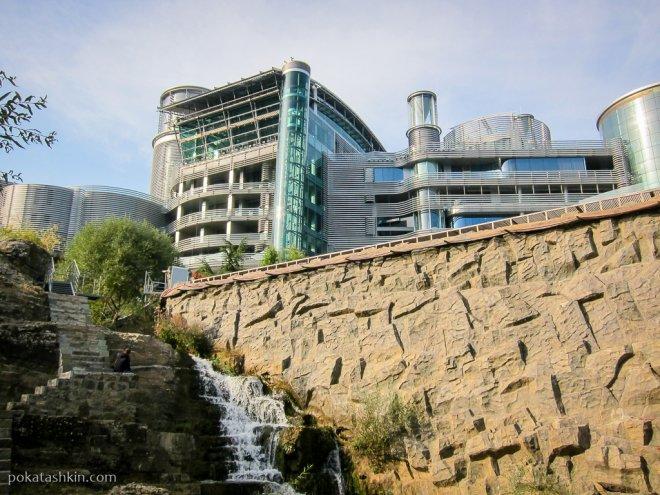 Комплекс зданий Бидзина Иванишвили