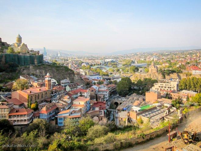 Квартал Абанотубани, Тбилиси